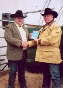monte bordner bull test recognition