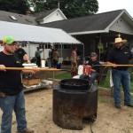 Bordner Farms Pitch Fork Fondue