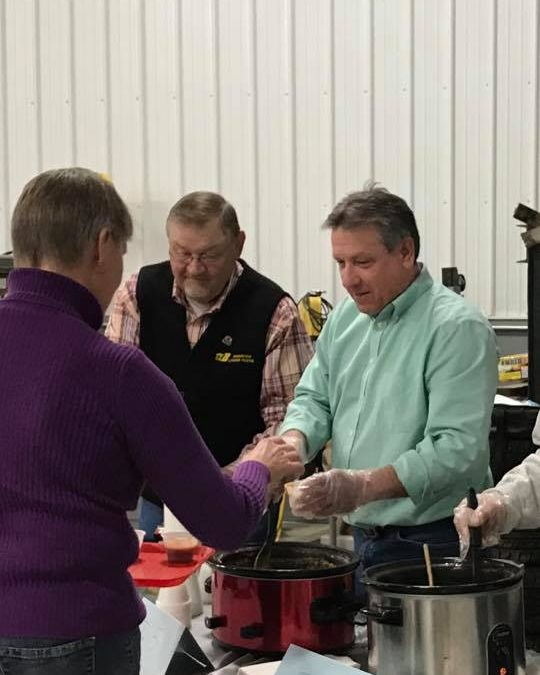 Local Chili Cook-Off Events
